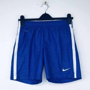 Nike S Shorts Logo Elastic Waist Dri Fit